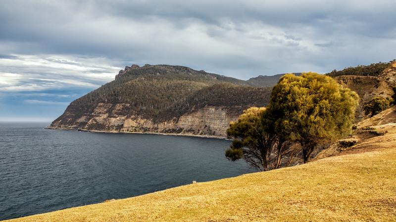 Bishop & Clerk Peaks, Maria Island, Tasmania