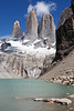 The Three Towers, Torres del Paine, Patagonia, Chile