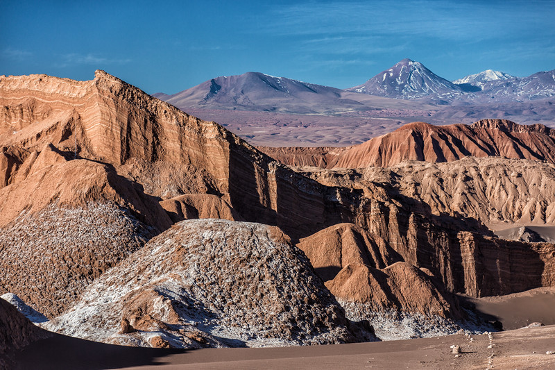 Valley of the Moon, Atacama, Chile