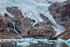 Glacier Fed Waterfall, Johan Petersen Fjord, Greenland