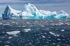 Iceberg, Kinnes Cove, Antartica
