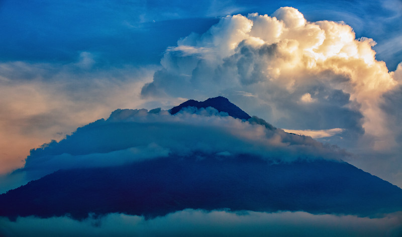 Volcán de Agua, Antigua, Guatemala