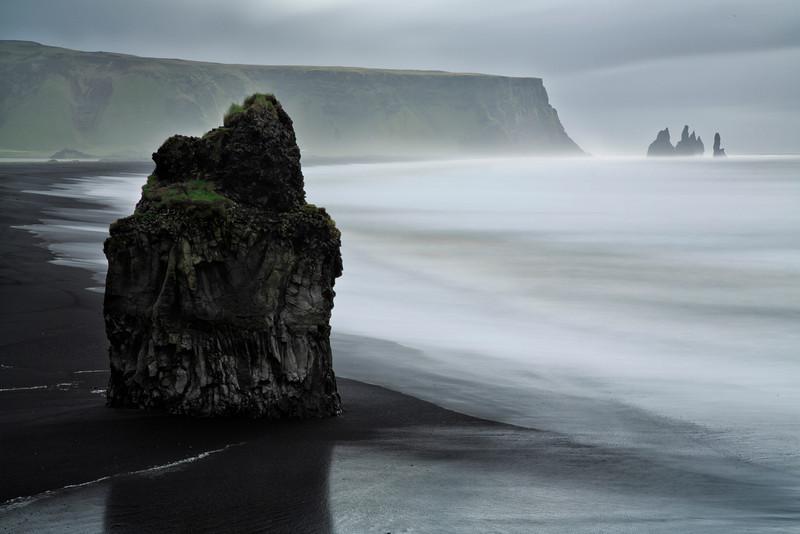 Shore Stones, Iceland