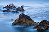 Point Lobos Rocks, California