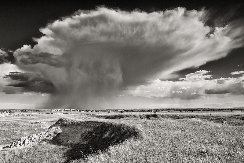Prairie Storm, Badlands