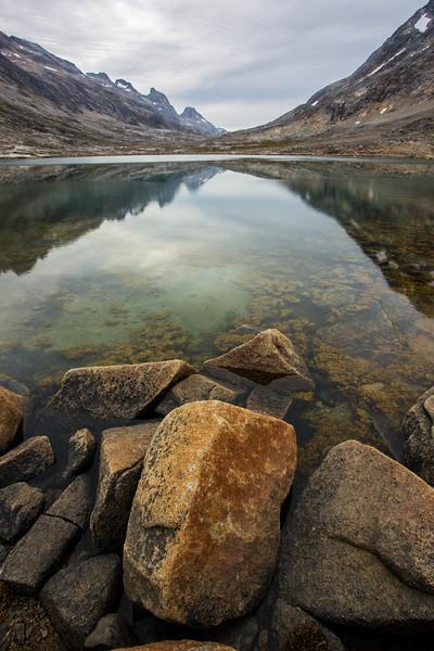 Base Camp Lake, Greenland