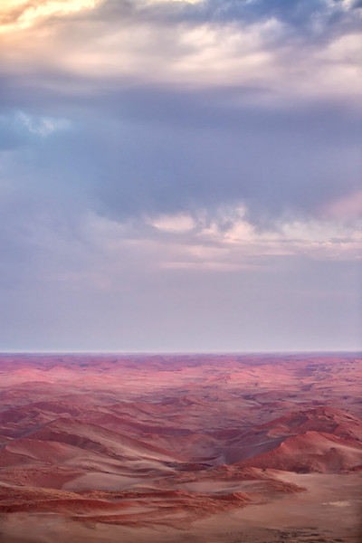 Dunes and Sky, Namibia