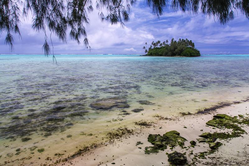 Muri Beach, Rarotonga, Cook Islands