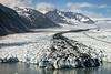 Flowing Glacier, Kenai Fjords, Alaska