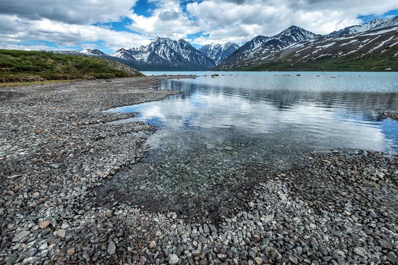 Turquoise Lake Shore, Alaska