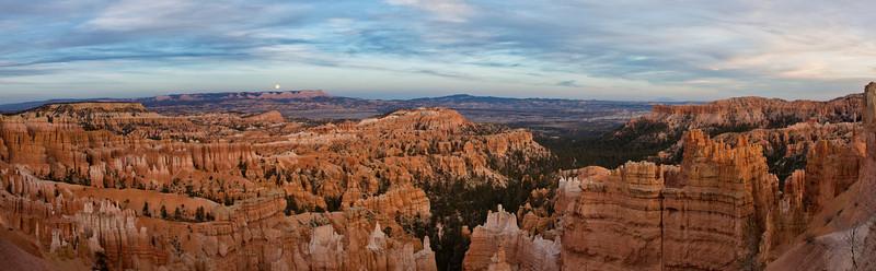 Bryce Canyon Moonrise, Utah