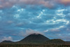 Volcanic Cones and Sky, Galapagos