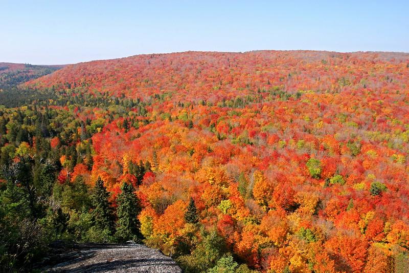 Autumn in Lutsen Minnesota