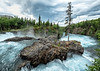 Tanalian Falls, Lake Clark National Park, Alaska