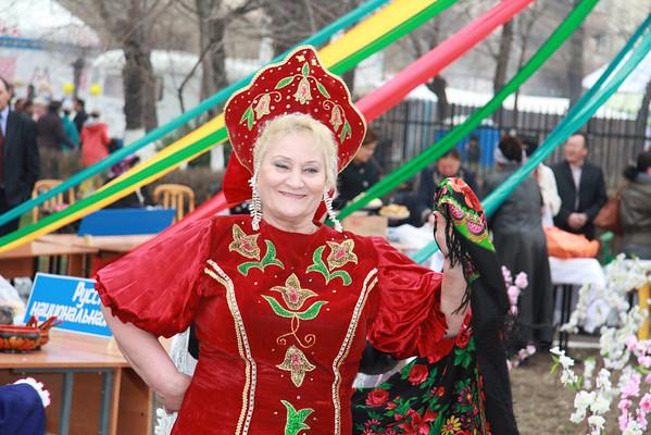 Nauryz 2013 Taraz Kazakhstan