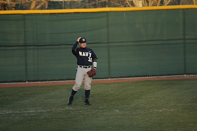 Navy Baseball 2012