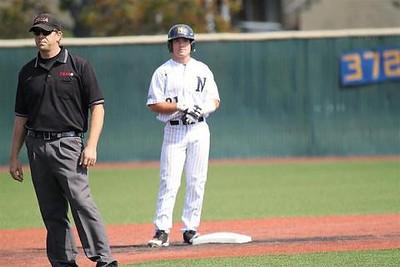 Navy Baseball Fall 2012