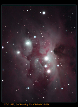 Nebulae and clusters.