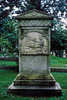 """""""Blest be those who look on graves and still believe none dead.""""<br /> <br /> Oliver Carter & Brother; Mount Auburn Cemetery, Cambridge, MA<br /> <br /> I cannot find anything further on these two, but I always wondered why Oliver's brother did not rate a first name."""