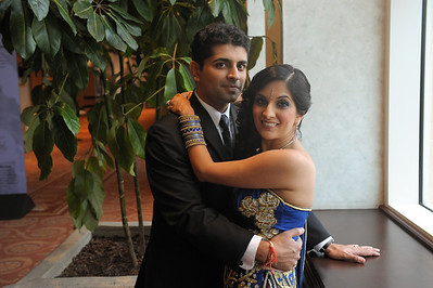 Neeraj and Anjali Wedding - Cocktail Party