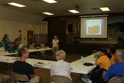 Neighborhood Net Coordinators Meeting 8/11/2014