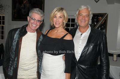 Bobby Hernreich., guest, Ron Burkhardt photo by Rob Rich © 2009 robwayne1@aol.com 516-676-3939