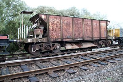 B982721 40t Sealion at Wansford  21/10/13.