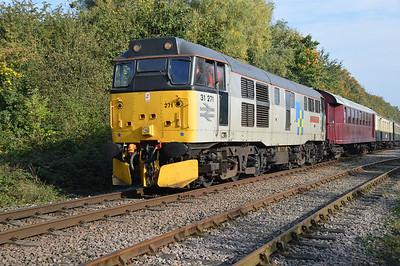Class 31_31271 (Now MRC)   15/10/16
