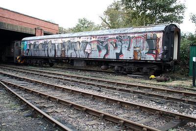 MK1 TSO 4200 at Wansford  21/10/13.