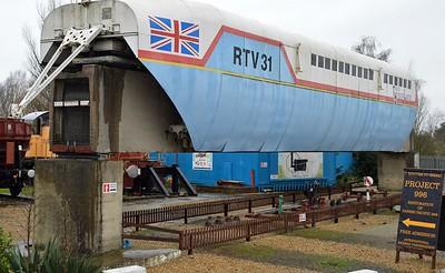 RTV 31 at Railworld   06/02/16.