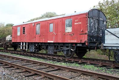 CCT DB94796 at Wansford  21/10/13.