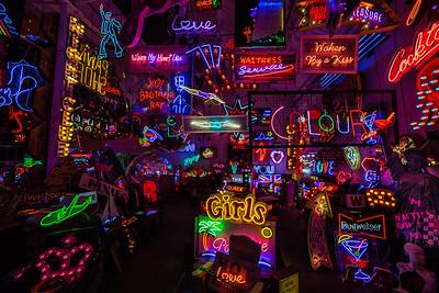 Neon Junkyard