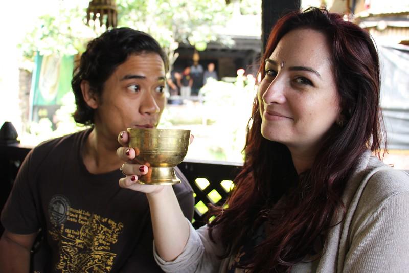 Kusang and Lana