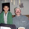 "My ""son"" and me in Jomsom back in 2000.<br /> I'm trying to see if I can track him down before bussing out."