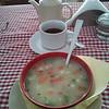 Lunch in Besi Sahar.