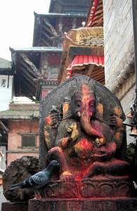 durbar square. kathmandu