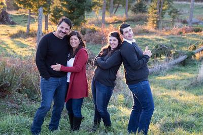 Ness Family 2014