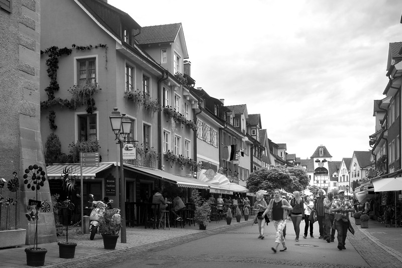 Meersburg Medievel Town