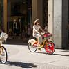 Shopping mission, Milan