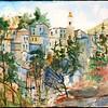 """Triori Di Molina, Italy<br /> 19.5"""" X 12.5""""<br /> Price: $300."""