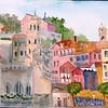 """Cinque Terre - Vernazza, Italy<br /> 22"""" X 15' <br /> Price: $350."""