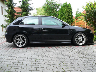 New Car 1997 Audi 3 1.8T (150hp)