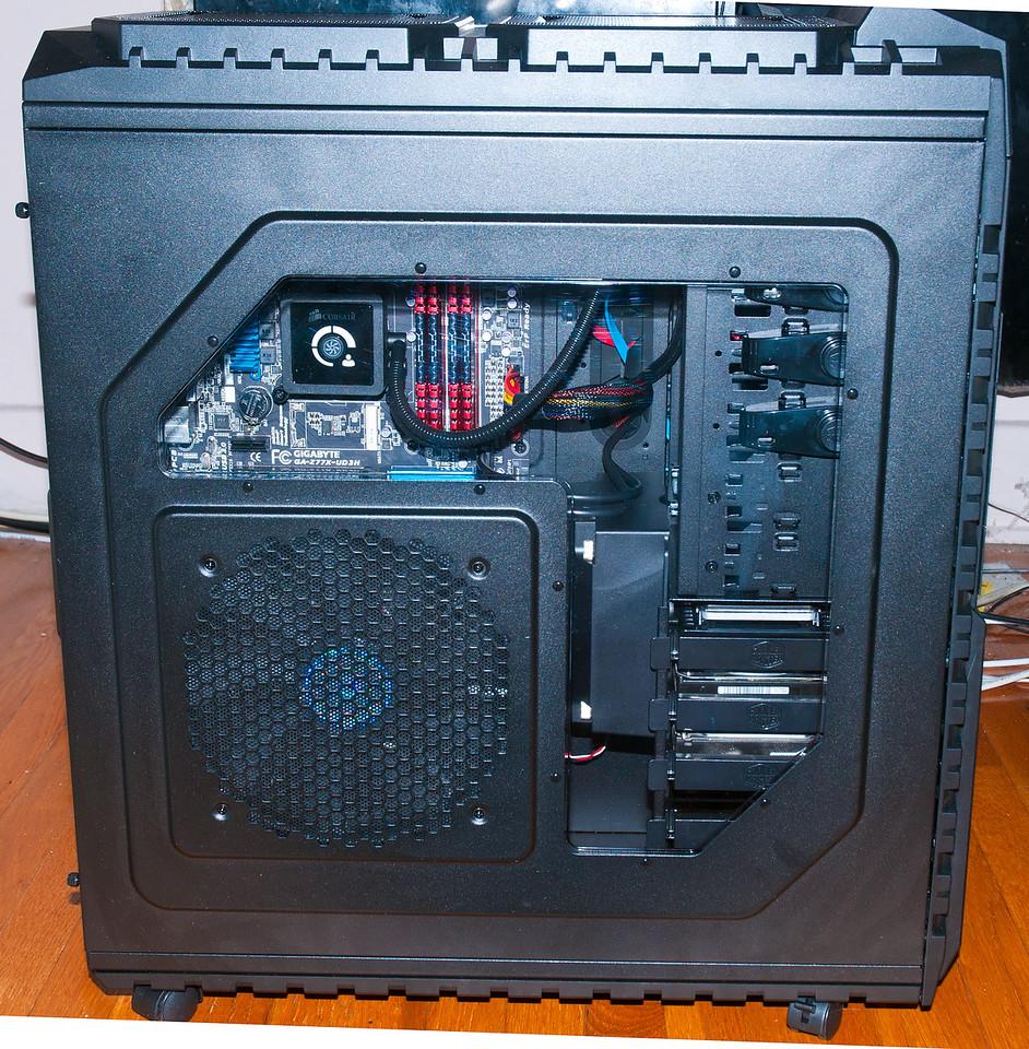 """New Cooler Master HAF X Case <a href=""""http://goo.gl/KcXBx"""">http://goo.gl/KcXBx</a>"""