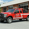 South Warren Volunteer Fire Department<br /> Warren County, VA<br /> Brush 3<br /> 2011 Ford F350/Slagle's/Department 400/250/5