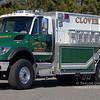 Clover Hill Volunteer Fire Department<br /> Rockingham County, VA<br /> Tanker 17<br /> 2011 International 7600/Pierce PIC 1000/3000/30<br /> Pierce #23595