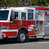 Danville Fire Department<br /> City of Danville, VA<br /> Engine 5<br /> 2011 Pierce Impel 1250/500<br /> Pierce #23760