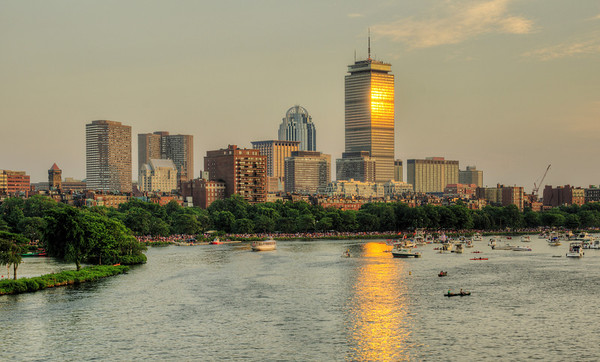 New England Cityscapes