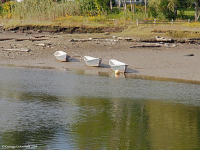 Low tide Kennebunkport