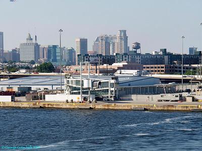 Baltimore Cruise terminal