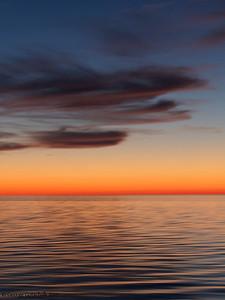 Halifax Nova Scotia Sunset